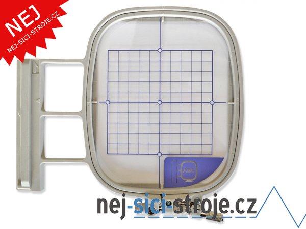 Příslušenství Brother - vyšívací rámeček 100x100mm (NV 800E, NV 2600, V3,V5,V7)