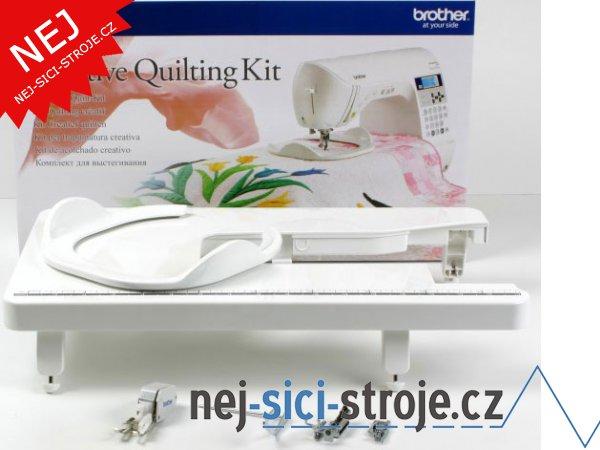 Příslušenství Brother - Quiltovací set QKF2 (pro řadu NV1100, NV1300)