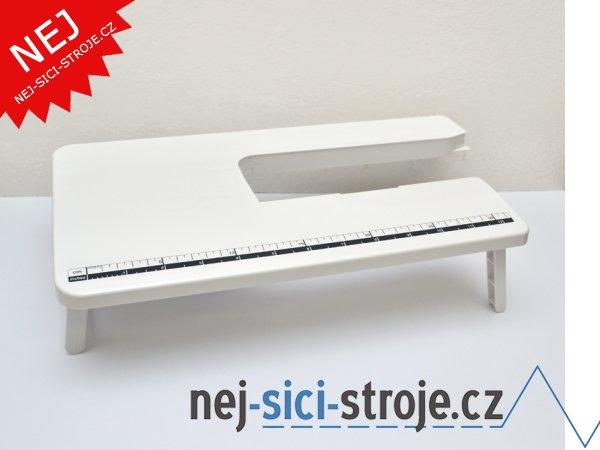 Příslušenství Brother - rozšiřující stolek pro šicí stroje řady BN, BQ, XN, RH a XQ