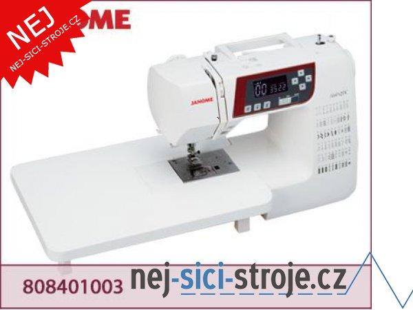 Přídavný stolek pro stroje Janome 601,603,605