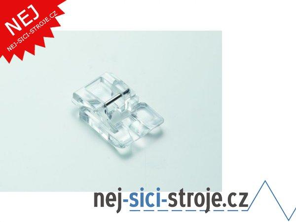 Příslušenství Janome - patka pro všívání perel a korálků (rotační chapač 9 mm)
