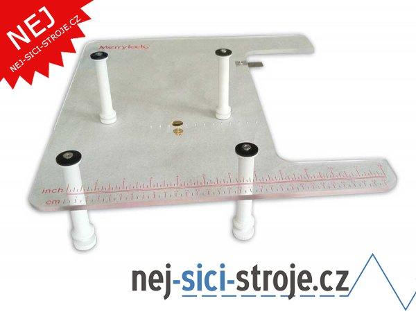 Rozšiřující přídavný stolek pro overlock a coverlock MERRYLOCK