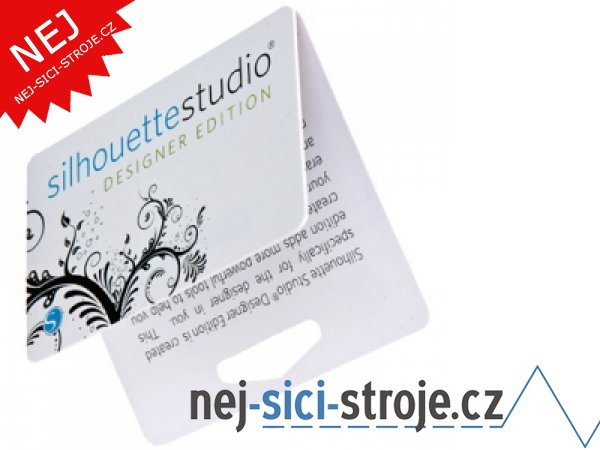 Příslušenství pro plotry - Silhouette Studio - Upgrade softwaru na Designer Edition