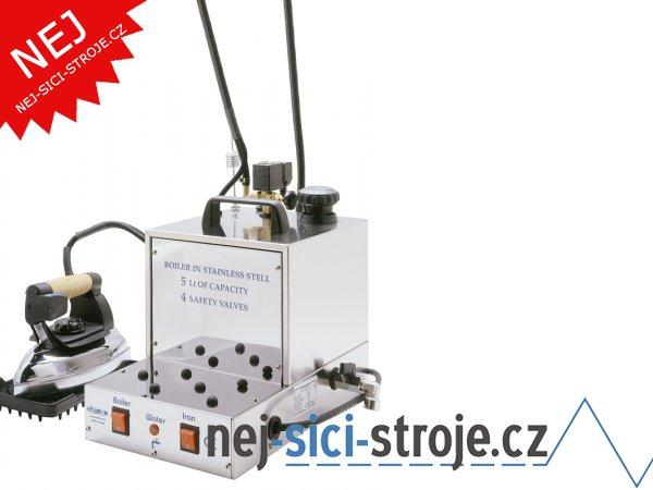 Žehlička s vyvíječem páry Gemme PG027 5l + DÁREK