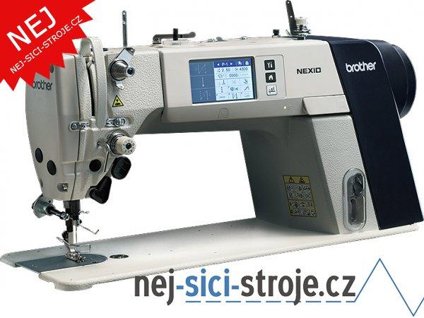 Průmyslový šicí stroj Brother NEXIO S-7300A-403 Standard + DÁREK