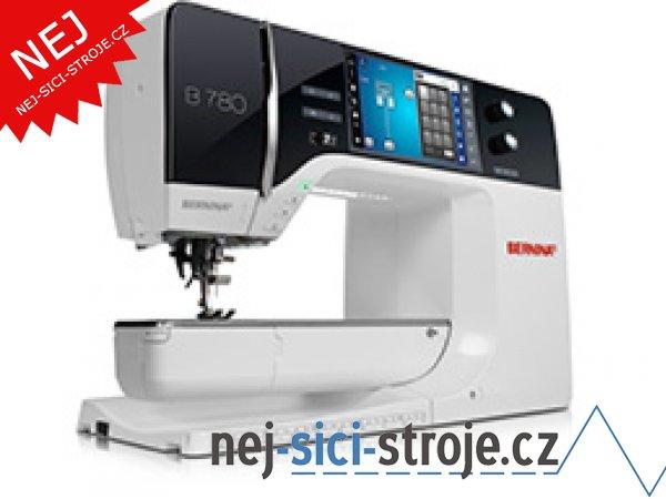 Šicí a vyšívací stroj Bernina 780 + DÁREK