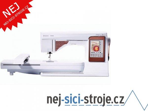 Šicí a vyšívací stroj Husqvarna Topaz 50 + DÁREK