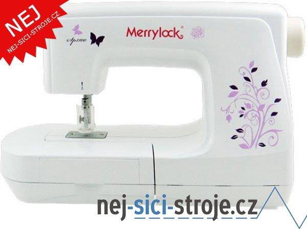 Zatkávací stroj Merrylock SP 1100 + DÁREK