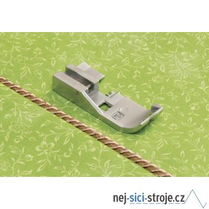 Příslušenství Babylock - Patka pro všívání dutinek a lampasů 5 mm (Desire, BLCS)