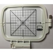 Příslušenství Bernette - vyšívací rámeček 10 x10 cm pro Chicago 7