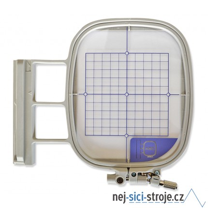 Příslušenství Brother - vyšívací rámeček EF74 100x100mm (NV 800E, NV 2600, V3,V5,V7)