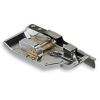 Příslušenství Janome - patka s vodičem pravá - patchworková 1/4 inch (kyvný CB chapač)