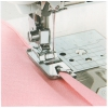 Příslušenství Brother - obrubovací patka pro šití úzkého lemu (7mm) NF002