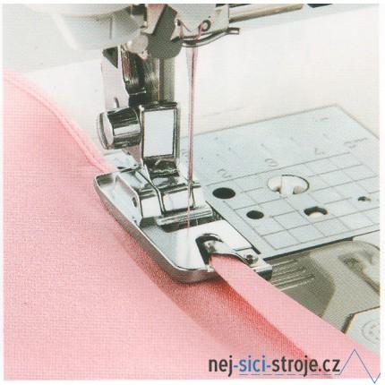 Příslušenství Brother - obrubovací patka pro šití úzkého lemu ( 5mm )