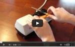 video návod ukázka Elektrický brusič nůžek ScissorPro M500
