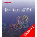 Janome digitizer MBX ver. 4.0 Profi Corel