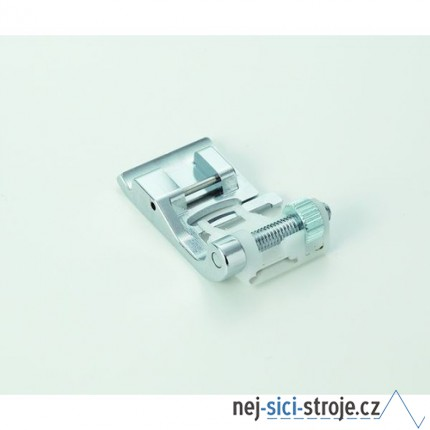 Příslušenství Janome - patka pro našívání gumy (rotační chapač 9 mm)