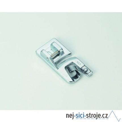 Příslušenství Janome - patka obrubovací (rotační chapač 9 mm)