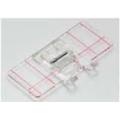 Příslušenství Janome - patka pro paralelní steh (rotační chapač 9 mm)
