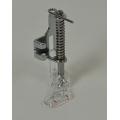Příslušenství Janome - patka quiltovací pro volné prošívání (rotační chapač 9 mm)