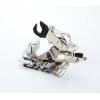 Příslušenství Janome - řasící patka - ruffler (rotační chapač 9 mm)