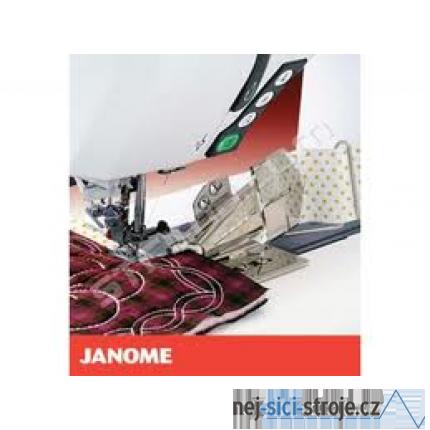 Příslušenství Janome - Profesionální lemovač pro Janome (rotační chapač)
