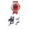 Příslušenství Janome - SET quiltovacích patek pro Janome 6600 a 7700