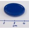 Magnetický jehelníček - modrý