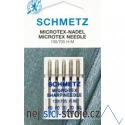 Jehly pro šicí stroje - Mikrovlákno MIX