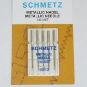 Jehly pro šicí stroje - VYŠÍVACÍ - metalické nitě