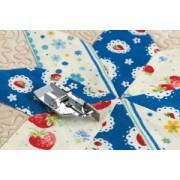 Příslušenství - patka pro patchwork s vodítkem
