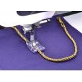Příslušenství Lada - průhledná patka pro všívání perel a korálků