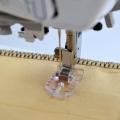 Příslušenství Lada - průhledná patka pro patchwork 1/4 palce