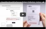 video návod ukázka Příslušenství pro plotry -  ScanNCut aktivační karta -125 vzorů
