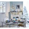 Příslušenství pro plotry - karta se vzory pro vánoční dekorace CACDCP01
