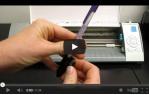 video návod ukázka Příslušenství pro plotry - Držák pera, tužky atd. Pro kreslení obrazů