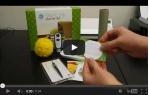 video návod ukázka Příslušenství pro plotry - Textilní inkoust starter kit - 9 v 1