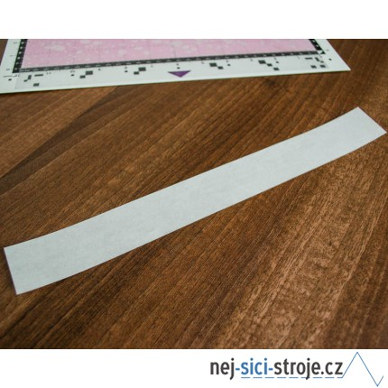 Příslušenství pro plotry - kalibrační proužek