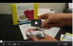 video návod ukázka Příslušenství pro plotry - Rhinestones korálky starter kit - 13 v 1