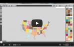video návod ukázka Příslušenství pro plotry - magnetický potisknutelný material