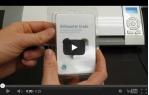 video návod ukázka Příslušenství pro plotry - Nůž náhradni pro Cameo, Portrait - základní