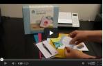video návod ukázka Příslušenství pro plotry - Nažehlovací starter kit - 9 v 1