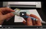 video návod ukázka Příslušenství pro plotry - Pero Silhouette PickMeUp