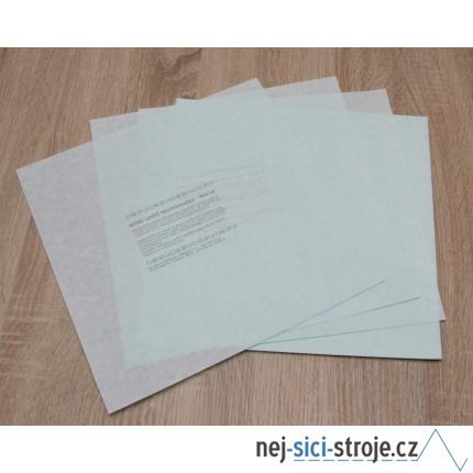 Příslušenství pro plotry - nízko lepící mezipodložka NSS 10