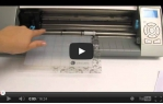 video návod ukázka Příslušenství pro plotry - Podložka adhezní pro razítka
