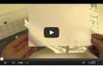 video návod ukázka Příslušenství pro plotry - Podložka adhezní pro rázítka