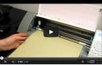 video návod ukázka Příslušenství pro plotry - sketch pen 4ks třpytivé barvy