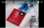 video návod ukázka Příslušenství pro plotry - Starter kit ScanNCut pro zlacení