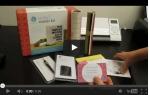 video návod ukázka Příslušenství pro plotry - Vinyl starter kit - 8 v 1