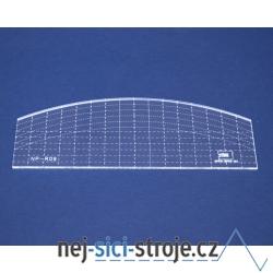 Quiltovací pravítko oblouk NP-R09